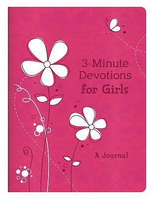 3-MINUTE DEVOTIONS FOR WOMEN