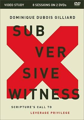 Picture of Subversive Witness Video Study