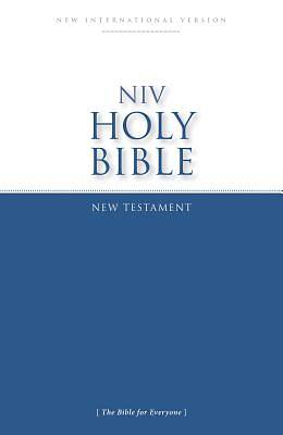 NIV New Testament Economy Outreach Bible - Case of 96