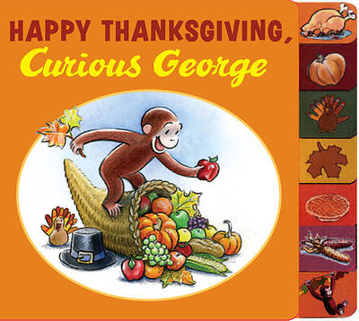 Picture of Happy Thanksgiving, Curious George