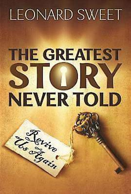 Picture of The Greatest Story Never Told - eBook [ePub]