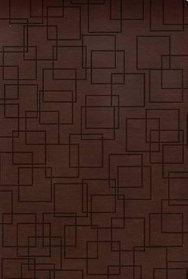 Picture of Rvr 1960 Biblia Tamano Personalizado (Brown Squares) Rvr 1960 Biblia Tamano Personalizado (Brown Squares)