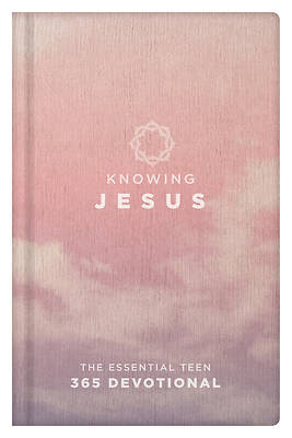 Knowing Jesus (Rose Cover)