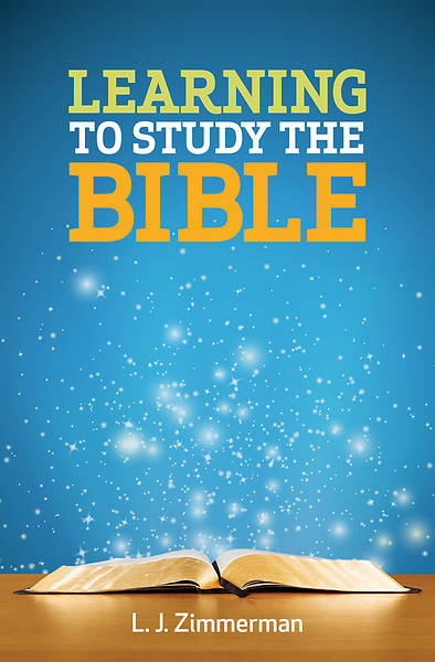 Learning to Study the Bible Participant Book