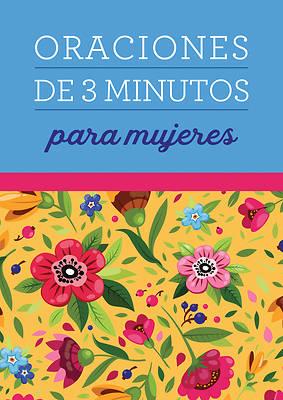 Picture of Oraciones de 3 Minutos Para Mujeres