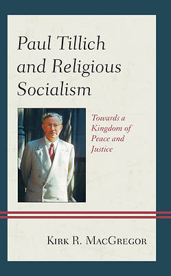 Picture of Paul Tillich and Religious Socialism