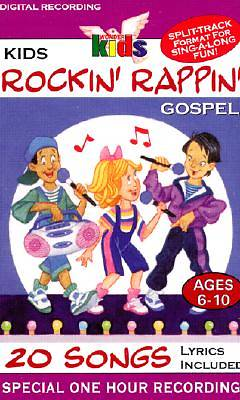 Rockin Rappin Gospel With Book