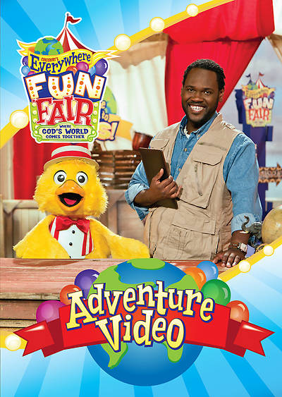 Vacation Bible School 2013 Everywhere Fun Fair Adventure Video for Assembly Time VBS