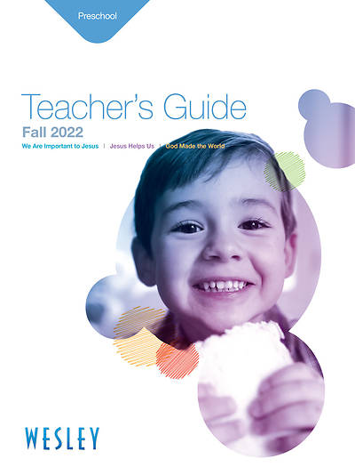 Wesley Preschool Teachers Guide Fall