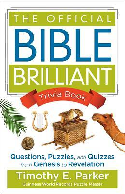 Picture of The Official Bible Brilliant Trivia Book
