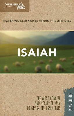 Picture of Shepherd's Notes -  Isaiah