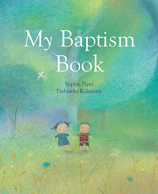 My Baptism Book (Larger Edition)