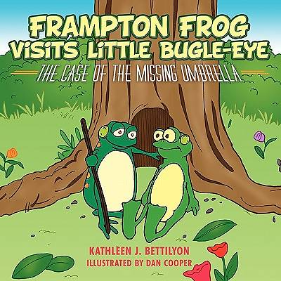 Frampton Frog Visits Little Bugle-Eye