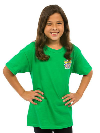 Vacation Bible School (VBS) 2014 Workshop of Wonders Child T-shirt Size XL (Size 16+)