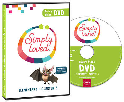Picture of Simply Loved Q3 Elementary Teaching DVD