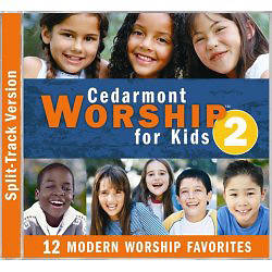 Cedarmont Worship for Kids 2 ( Cedarmont Worship for Kids ) CD