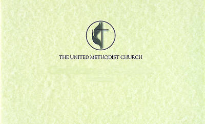 The United Methodist Church Downloadable Certificates - English (Set of 7)