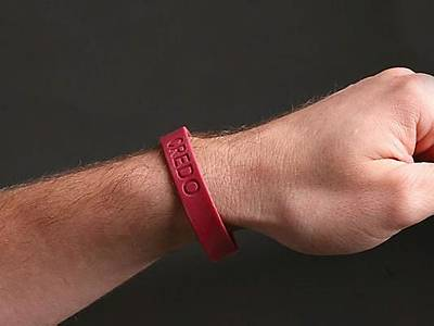 Credo Confirmation Rubber Wristband (Package of 12)