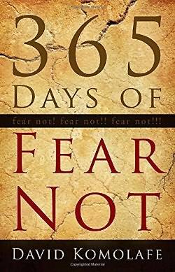Picture of 365 Days of Fear Not