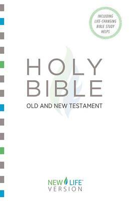 Picture of The Bible - New Life Version [ePub Ebook]
