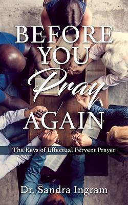 Picture of Before You Pray Again