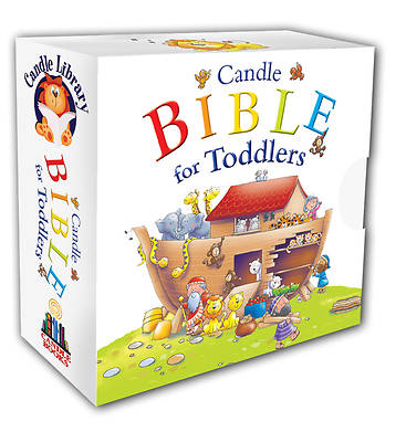 Candle Library Candle Bible for Toddlers; Boxed Set