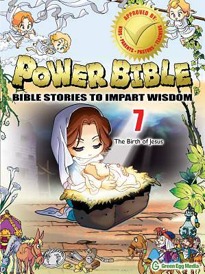Picture of Power Bible: The Birth of Jesus