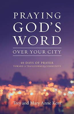 Picture of Praying God's Word Over Your City