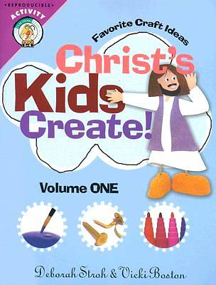 Christs Kids Create Volume 1