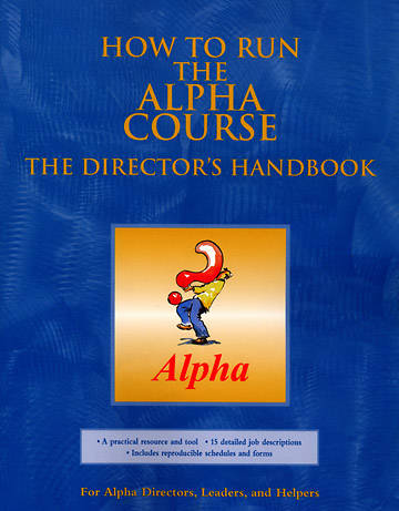 Alpha How to Run the Course Directors Handbook