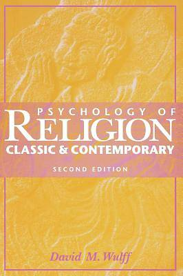 Picture of Psychology of Religion