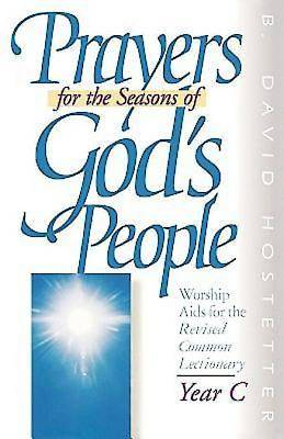 Picture of Prayers for the Seasons of God's People Year C - eBook [ePub]