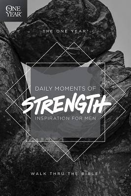Picture of The One Year Daily Moments of Strength