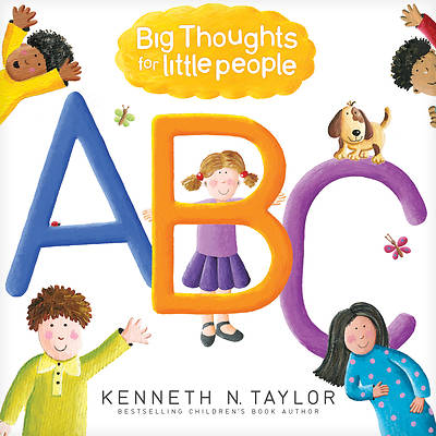 Picture of Big Thoughts for Little People ABC