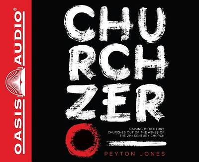 Church Zero Audiobook