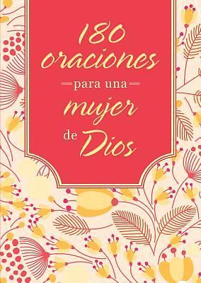 Picture of 180 Oraciones Para La Mujer de Dios