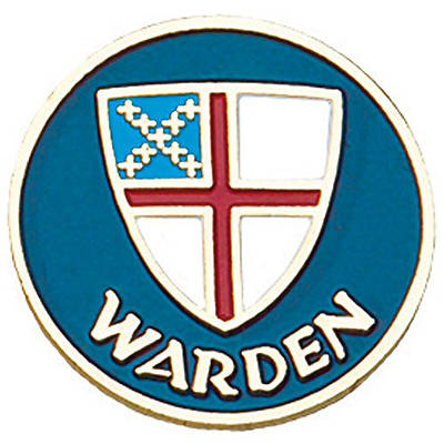 Picture of Episcopal Senior Warden Pin