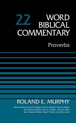 Picture of Proverbs, Volume 22