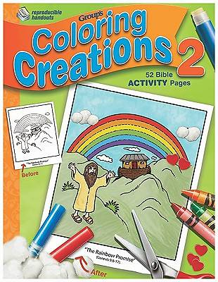 Coloring Creations Volume 2