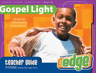 Gospel Light The Edge Teacher Guide Fall
