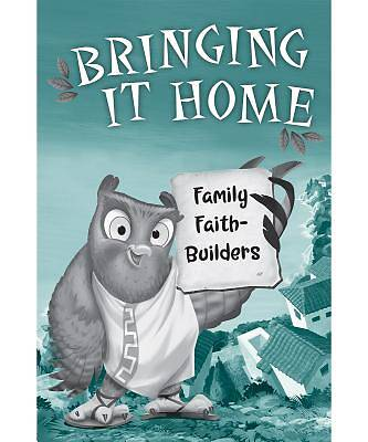 Vacation Bible School (VBS19) Athens Bringing It Home Family Faith-Builders Pkg 10