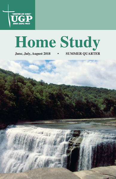 UNION GOSPEL HOME STUDY SUMMER 2018