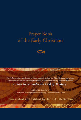 Picture of Prayer Book of the Early Christians
