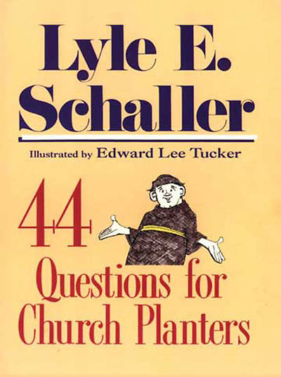 44 Questions for Church Planters [Adobe Ebook]