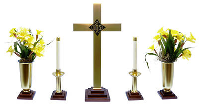 Picture of Apostle Five Piece Altar Set