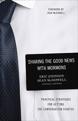 Picture of Sharing the Good News with Mormons