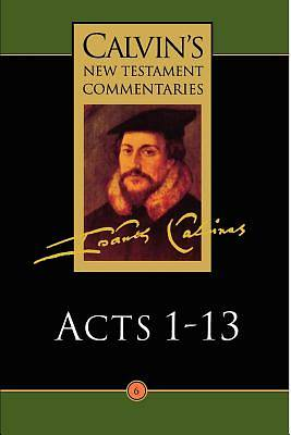 Picture of Calvin's New Testament Commentaries