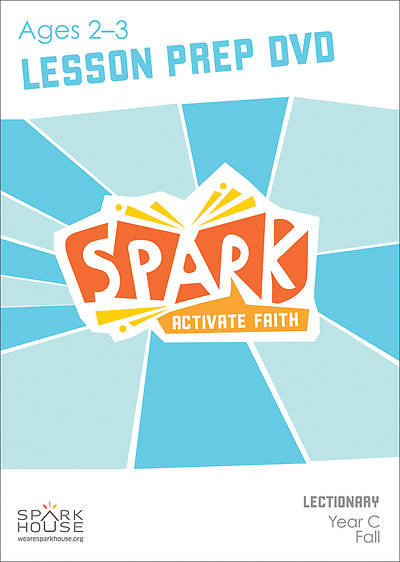Picture of Spark Lectionary Ages 2-3 Preparation DVD Year C Fall