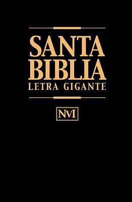 Picture of Biblia Letra Gigante-Nu / Giant Print Bible-Nu