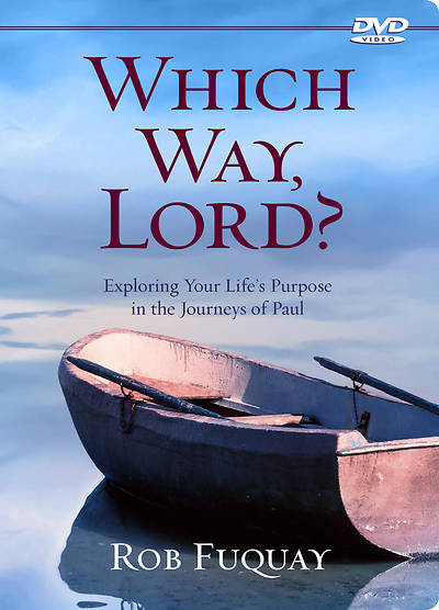 Which Way, Lord? - DVD